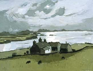 Kyffin Williams - Penrhyn Du